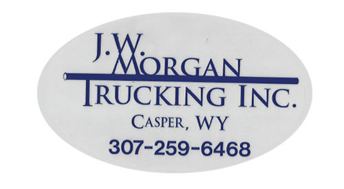 JW Morgan Trucking